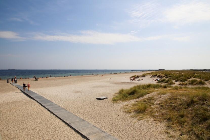 Pláž Amager, Kodaň
