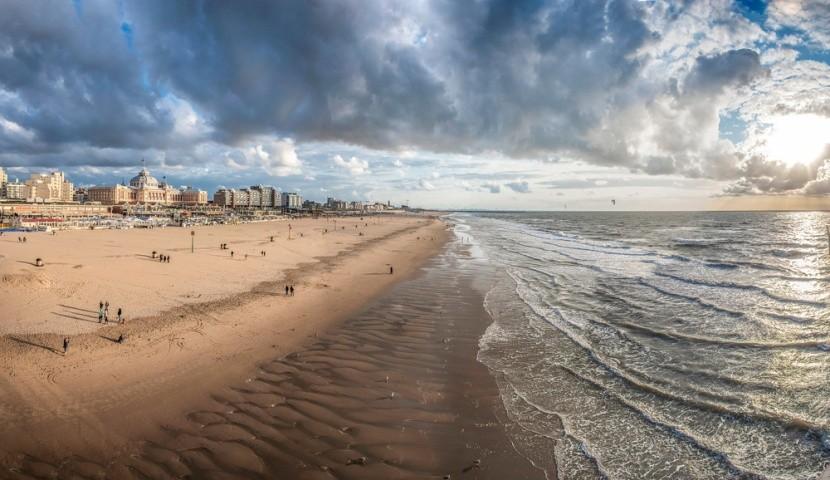 Pláž Scheveningen, Den Haag