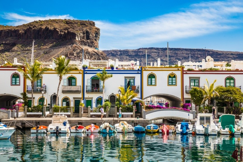 Puerto de Mogan, Gran Canaria