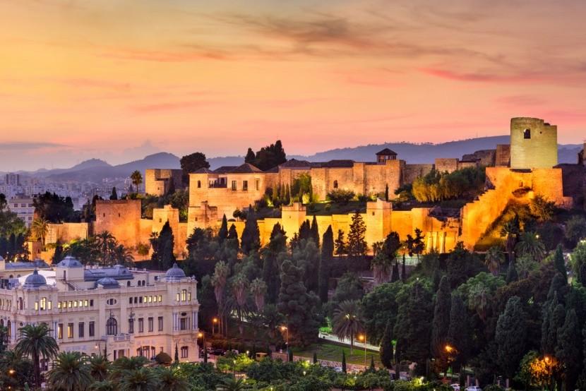 Alcazaba, Andalúzia