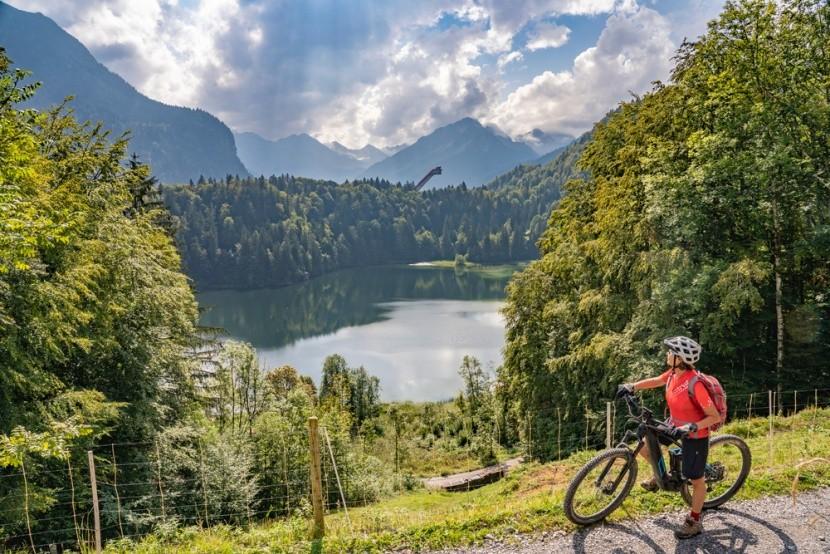 Cyklo dovolená v Německu
