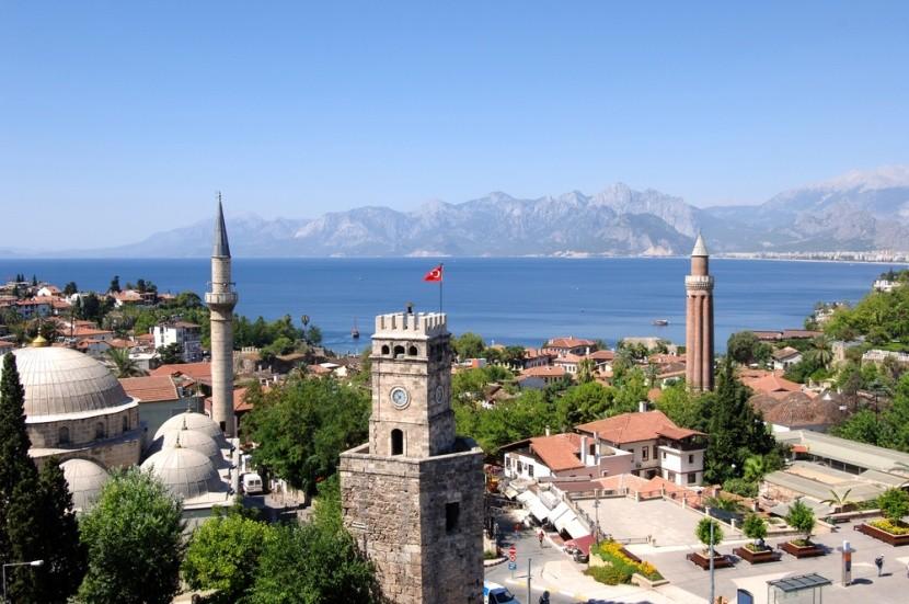 Antalya, Minaret