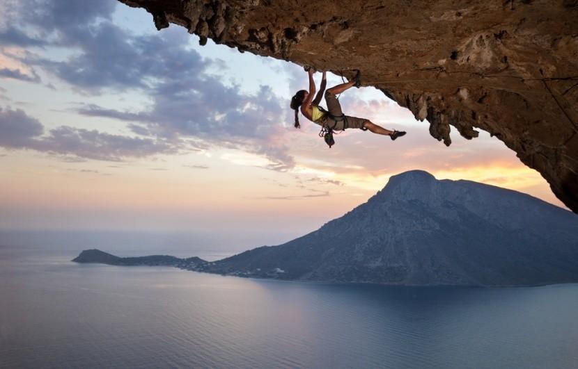 Lezení na ostrově Kalymnos