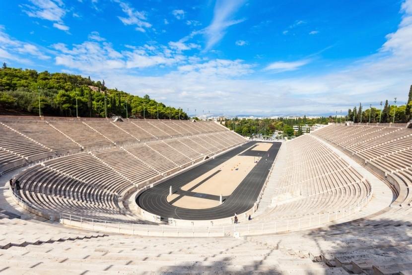 Panathénský stadion, Athény